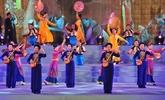 Clôture du 6e Festival national de chant then et de dàn tinh