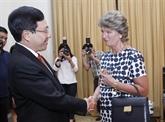 Le vice-PM Pham Binh Minh salue le partenariat stratégique Vietnam - Espagne