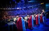 Les sports électroniques honorés par les Jeux asiatiques 2018
