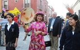 Le Vietnam à la 19e Semaine culturelle internationale à San Miguel de Allende