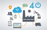 Symposium sur les technologies de l'information dans l'industrie 4.0 à Hanoï