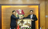 Renforcer les relations entre les jeunesses vietnamienne et laotienne