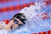 Natation - 1.500 m: Ledecky pulvérise son record du monde