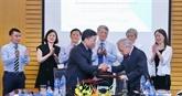 Pétrole: Petrolimex et JCCP signent un accord de coopération technique