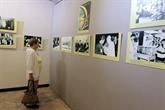 Exposition sur le Président Hô Chi Minh à Moscou