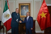 Renforcement des relations Vietnam - Mexique