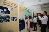 Exposition Le Président Hô Chi Minh et des amis européens