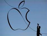 Apple dégage de solides résultats malgré des ventes d'iPhone décevantes