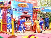 Ly Son: cérémonie en l'honneur des soldats en mission à Hoàng Sa