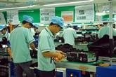 Le secteur manufacturier continue sa forte hausse en avril