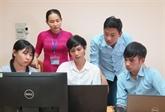 Lê Thi Kim Nga, mère d'un logiciel d'imagerie médicale