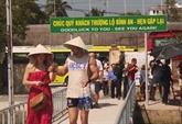 Des sites touristiques battent leur plein durant les jours fériés