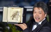 Le film japonais Une affaire de familleremporte la Palme d'or