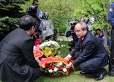 Le 128e anniversaire du Président Hô Chi Minh fêté à l'étranger