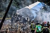 Enquête et deuil à Cuba après le crash qui a tué 110 personnes
