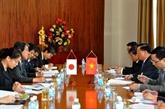 Le Vietnam et le Japon renforcent leur coopération