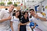 Les jeunes se mobilisent en faveur de la Journée internationale des volontaires