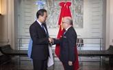 Les ministres chinois et argentin des AE s'engagent à renforcer la coopération bilatérale