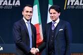 Italie : la nomination de Giuseppe Conte au poste de Premier ministre
