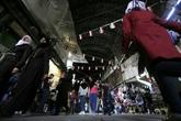 Légèreté et soulagement à Damas, désormais sous le contrôle total du gouvernement