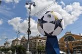 Ligue des champions: les prix flambent à Kiev, 1.000 tickets retournés