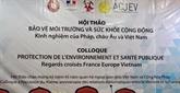 L'environnement et la santé publique au centre des collaborations Vietnam - Europe