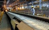 Taxes sur l'acier: le Vietnam traite les demandes de l'USDOC