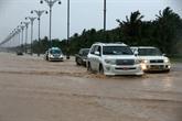 Le cyclone Mekunu rétrogradé en tempête tropicale, deux morts à Oman