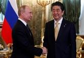 Kouriles: Poutine et Abe ont discuté d'un accord de paix Russie - Japon