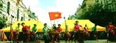 Le Vietnam impressionne au Festival international d'art de Prague 2018