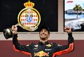 Grand Prix de Monaco: Ricciardo, la tête et les jambes