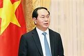 La visite du président Trân Dai Quang au Japon couverte par la presse japonaise