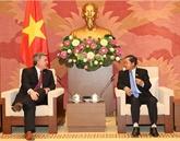Vietnam et États-Unis s'attaquent ensemble aux barrières commerciales