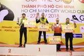 Trân Quyêt Chiên, champion mondial de billard à 3 bandes