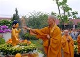 Le 2562e anniversaire de Bouddha célébré dans plusieurs localités