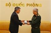 Le Vietnam renforce la coopération avec le Royaume-Uni, Israël et l'Afrique du Sud