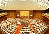 L'Assemblée nationale discute des amendements de certains projets de loi