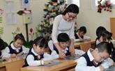Le développement du corps d'enseignants est crucial pour la réforme de l'éducation