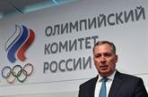Dopage: le nouveau chef du Comité olympique russe veut
