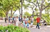 Hanoï devrait accueillir plus de 3 millions de touristes étrangers lors du premier semestre