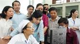 Hô Chi Minh-Ville renforce des campagnes de traitement de la toxicomanie