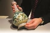 Un exceptionnel vase chinois sera vendu en juin par Sotheby's