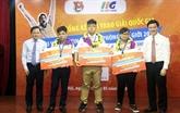 Informatique: trois Vietnamiens participeront à la finale du MOSWC 2018 aux États-Unis