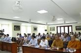 Édification d'une communauté vietnamienne plus solide au Laos