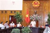 Le PM demande à Binh Thuân de développer l'industrie et l'agriculture