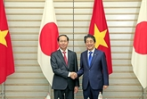 Le Japon soutient le développement du Vietnam