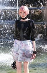 Chanel jette l'ancre au Grand Palais pour son défilé
