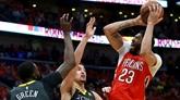 NBA: la mise au point de Houston, la mise en garde pour Golden State