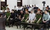 OceanBank: peines inchangées pour Hà Van Tham et Nguyên Xuân Son