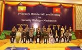Sécurité nationale: renforcer la coopération Vietnam - Myanmar